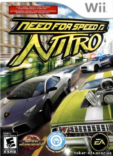 Need For Speed: Nitro (2009 | PAL | Multi5 | Nintendo Wii)